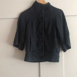 BB Dakota kimono sleeve Jacket w/pockets